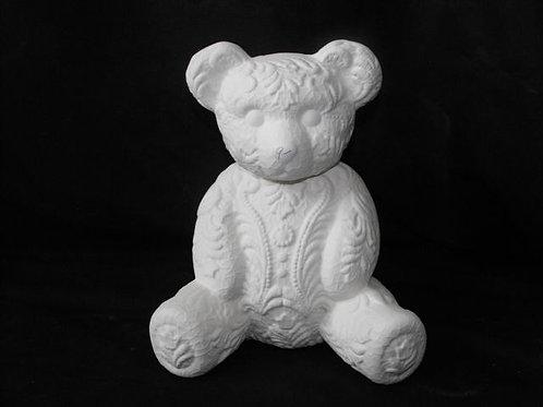 Lace bear bank