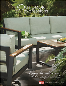 2020 Outdoor Expressions Catalog Cover P