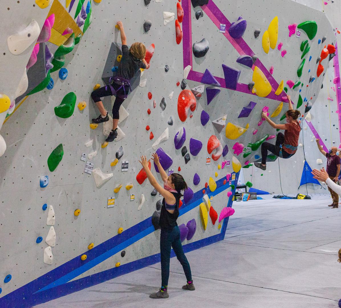 Climb Team Support