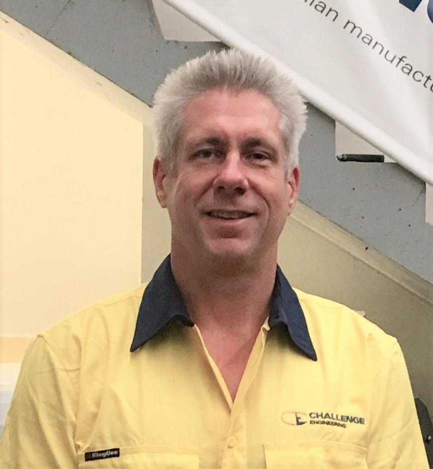 James Abbott - MD Challenge Engineering