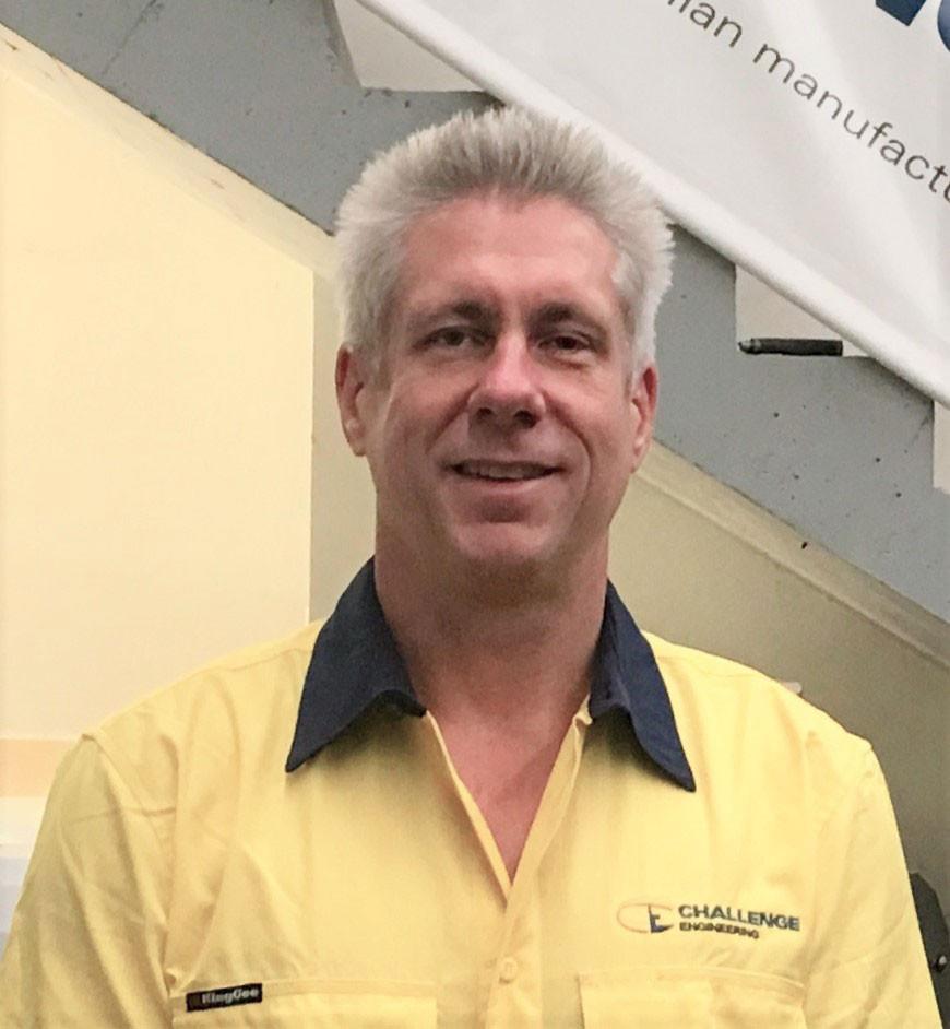 James Abbott - MD & Owner - Challenge Engineering