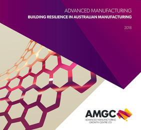 Building Resilience in Australian Manufacturing
