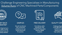 8 To Be Great: Are You Using the Best CNC Machining Service?