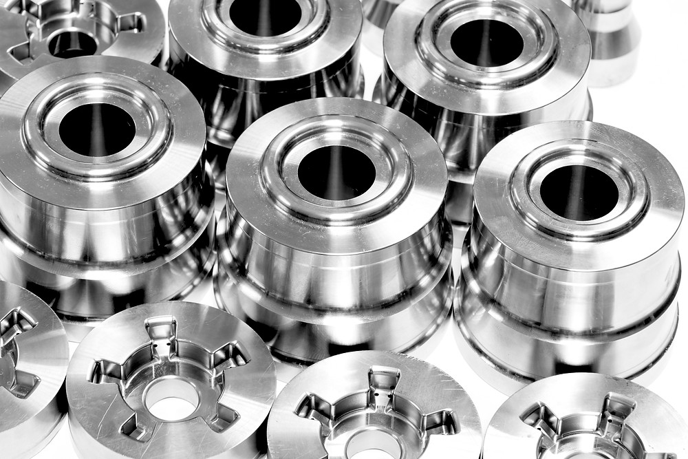 Examples of CNC Machined PH Stainless Steel Parts