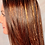 Thumbnail: Copper - Tape-In Tinsel Extensions