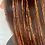 Thumbnail: Orange HoloSparkle - Tape-in Tinsel Extensions