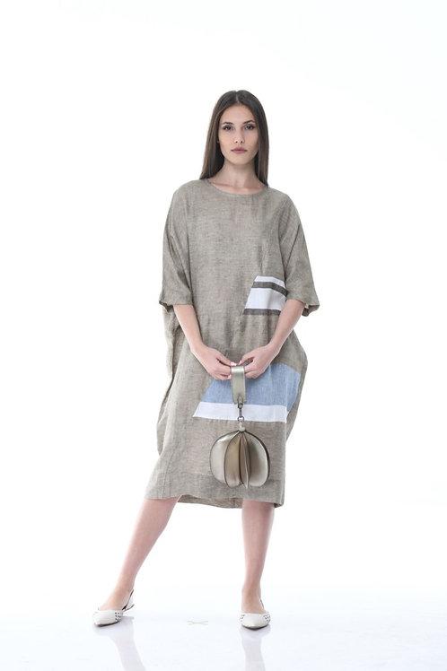 Natural Brown dress
