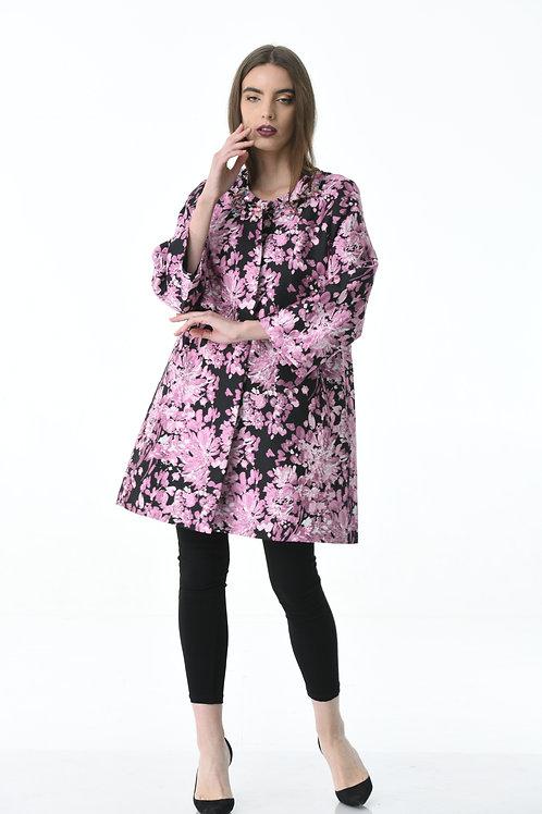 Pink beaded jacket