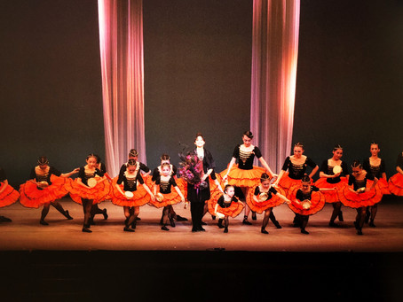 第2回バレエ発表会を開催いたしました。