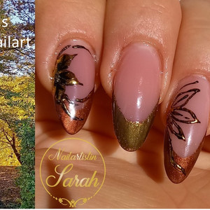 Herbstfarben Nails Nailart Autumn2.jpg