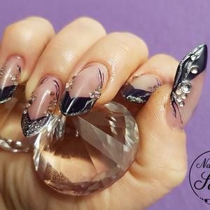Nails Nailart Steine Glitzer.jpg