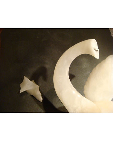 Sergio Bustamante Marble Free Form 2 WIX