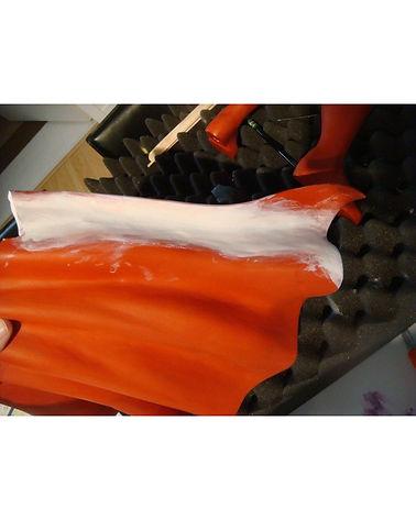 Superman Resin Sculpture Large WIX 01-3.