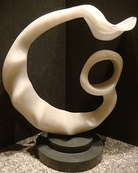 Free Form 1 | Jeff Meyer Art | Marble Restoration