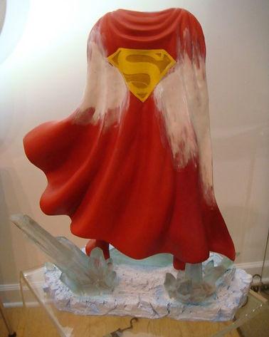 Superman | Jeff Meyer Art | Resin Restoration