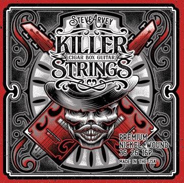Steve Arvey's Killer Strings - 36 / 26 / 16p