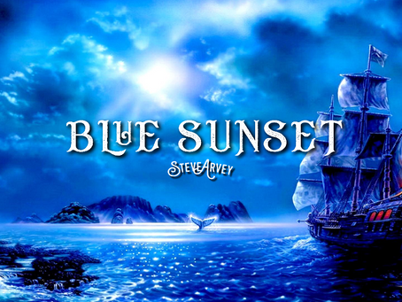 Tune In Saturday July 25th And Check Out The New Blue Sunset Video