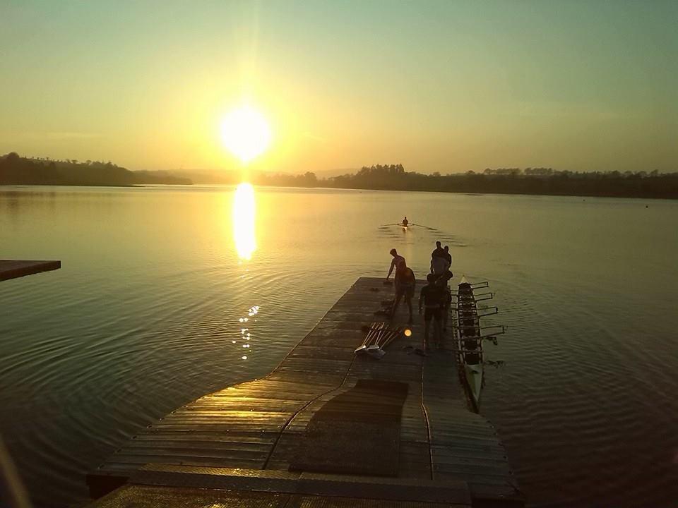 rowingsunset