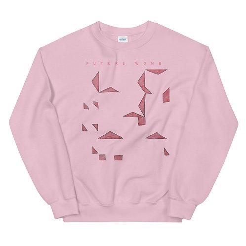 BABYGIRLGALACTIC Geometric Pullover