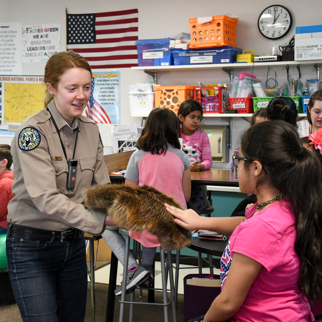 Acres Green In-Class Fur Trapping 2-2018-22