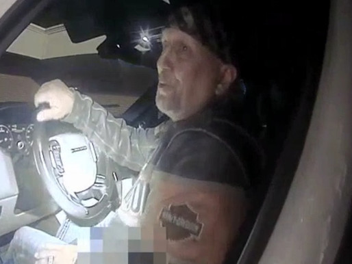 Police release body cam footage from DUI arrest of Jeff and Lauren Lowe