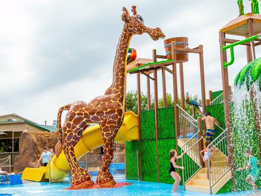 Tanganyika Wildlife Park shuts down splash park after more than a dozen visitors become ill