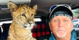 Feds serve search warrant at Tiger King Park; criminal investigation underway