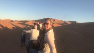 Camel Riding - Merzouga Sahara Desert