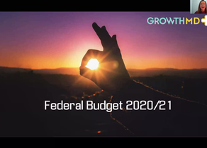 Budget 2020. How it affects health professionals