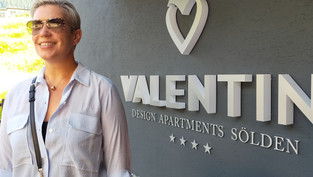 Design Apartments Valentin - Solden