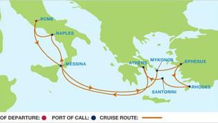 Celebrity Reflection - Eastern Mediterranean Cruise