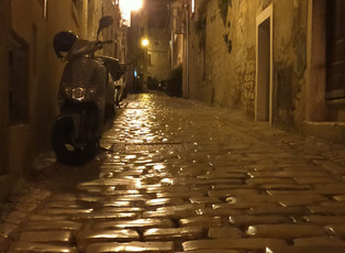 One month in Rovinj