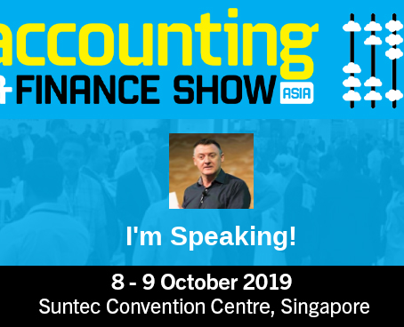 Accounting & Finance Show - Singapore