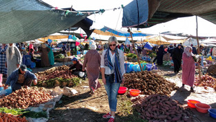 Souk/Market - Oualidia