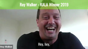 KA Leadership Award Winner - Roy Walker