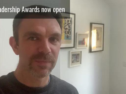KA Leadership Award Judge - Richard Heath