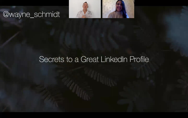 Secrets to a Great LinkedIn Profile