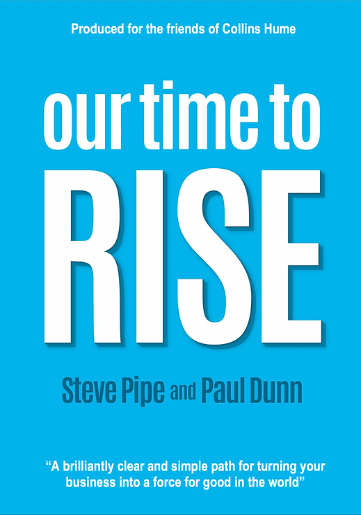 Our Time to Rise