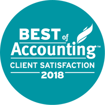 Noble Accounting Best of Accounting Award Winner 2018