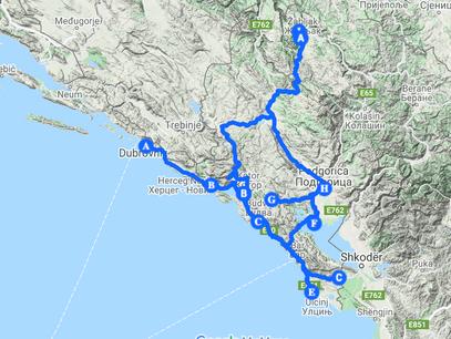 Three months in Montenegro