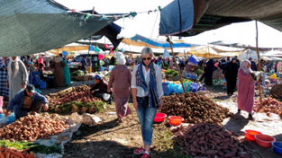 Three Months in Morocco