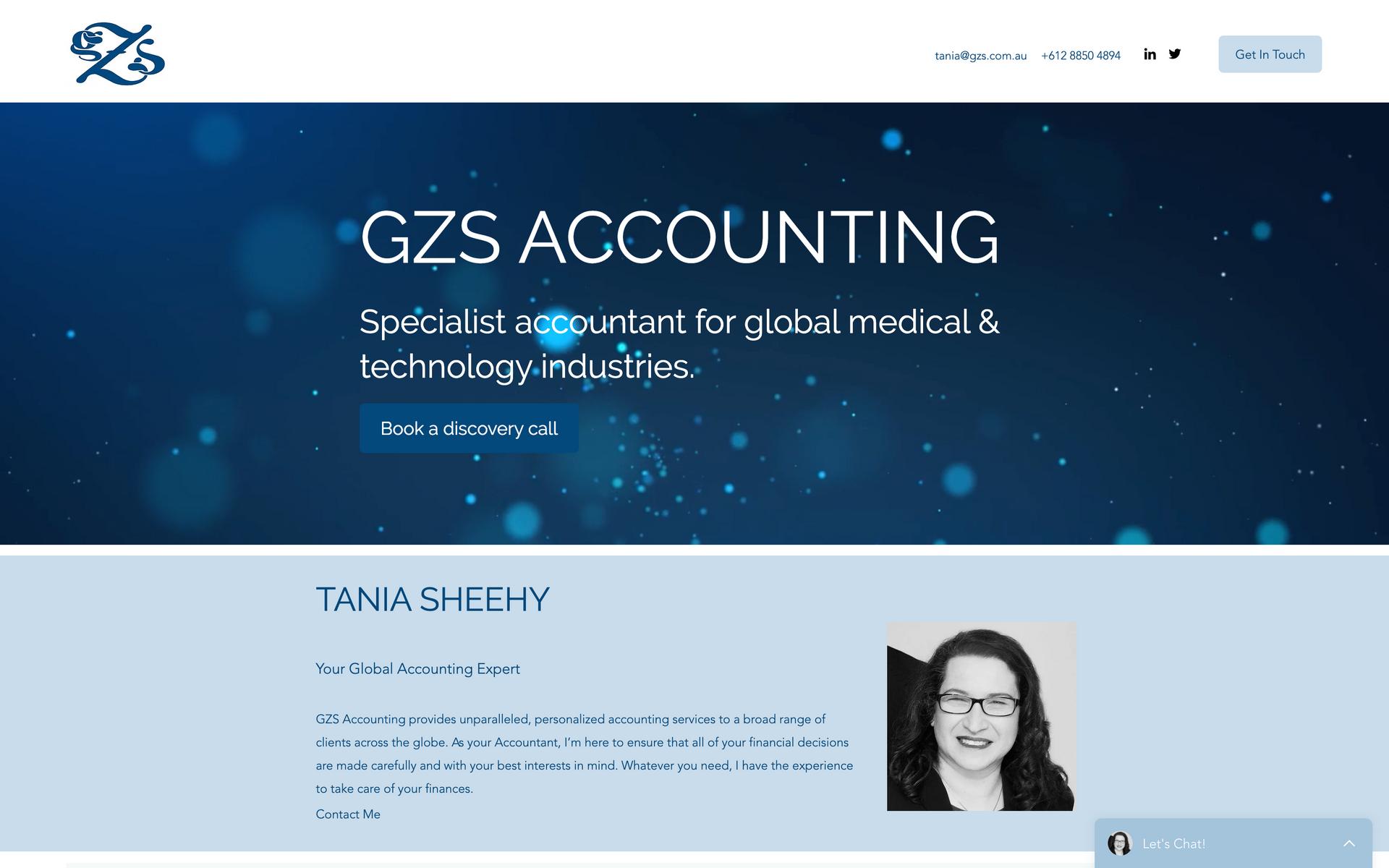 GZS ACCOUNTING