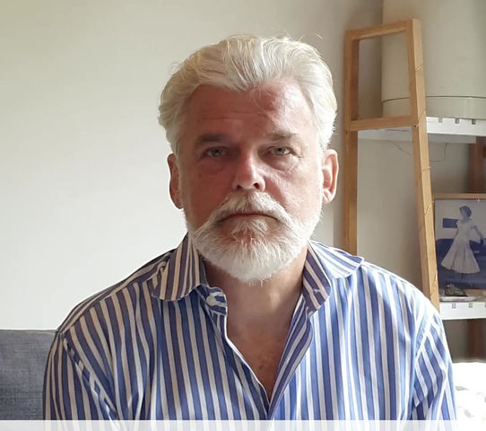 KA Leadership Award Judge - Dave McCaughan