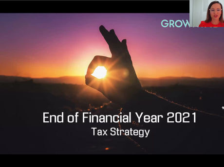 Tax Strategies and EOFY