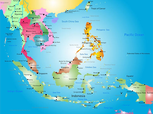 Six Months in South East Asia