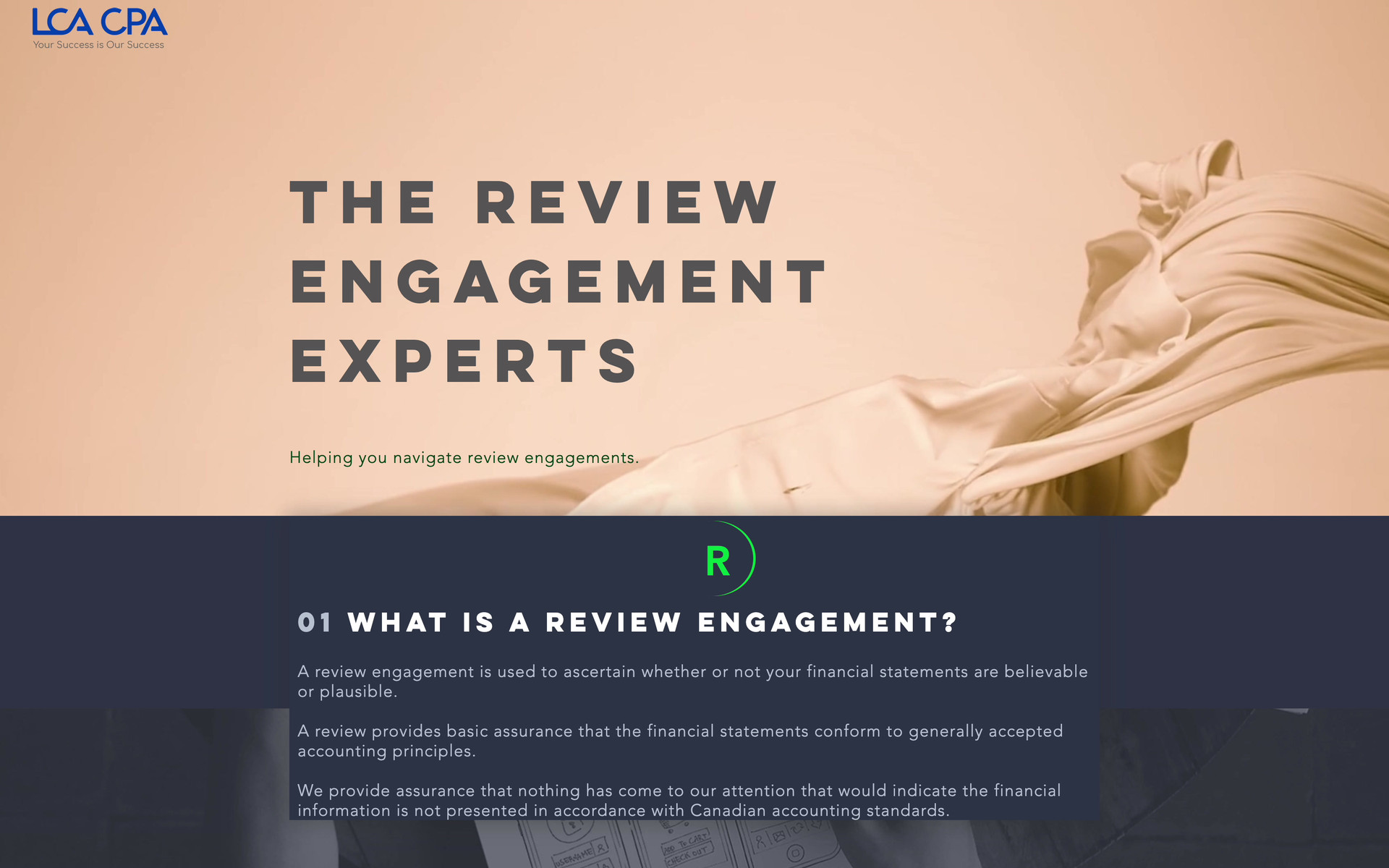 Review Engagement