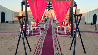 Tiziri Camp - Merzouga Sahara Desert