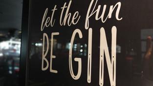 Gintoneria Cocktail Bar - Tirana