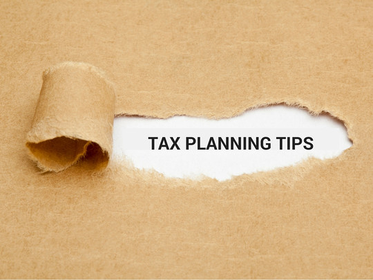 Changes to company tax rates
