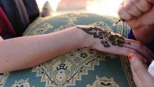 Henna - Dades Gorges